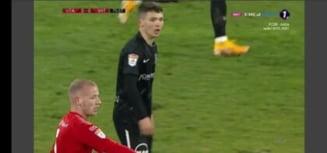 Florian Haita a debutat in Liga 1 pentru Viitorul Constanta