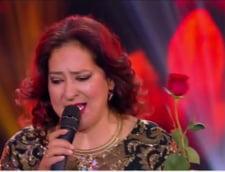 Floricica Dansatoarea a batut la audienta Vocea Romaniei Jr. Cheloo a plecat din platou: Daca asta e TV, viitorul meu e la radio (Video)