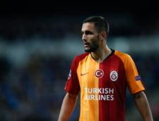 Florin Andone, dat afara de la Galatasaray, poate fi inlocuit cu un fost star de la Liverpool si Milan