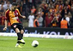 Florin Andone, elogiat de presa din Spania dupa primele goluri la Galata, cu cateva zile inainte de duelul cu Real Madrid