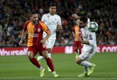 Florin Andone a evoluat cateva minute in derbiul dintre Galatasaray si Besiktas