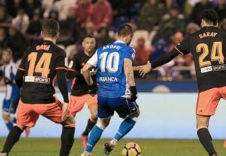 Florin Andone a inscris din nou in Primera Division