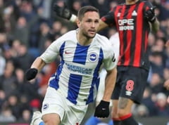 Florin Andone a marcat in Premier League (Video)