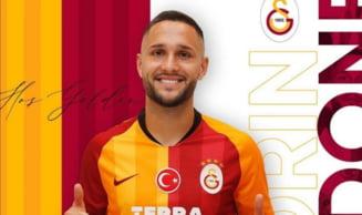 Florin Andone a semnat cu o noua echipa