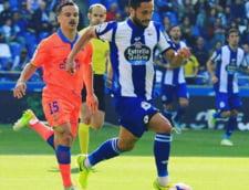 Florin Andone se lupta cu Ronaldo pentru un premiu in Spania
