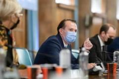 """Florin Cîţu: """"Am trimis demisiile miniştrilor USR PLUS la Palatul Cotroceni"""". Avertisment dur pentru Orban"""