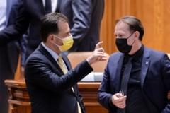"""Florin Cîţu: """"Ludovic Orban pare cel mai mare susţinător al moţiunii USR AUR"""""""