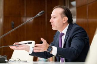 """Florin Cîțu: """"Oricine spune că ar trebui să dăm jos acest guvern e o persoană iresponsabilă, care se gândește doar la propriul interes"""""""