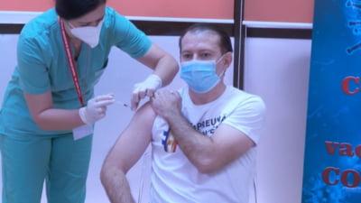 """Florin Cîţu, întrebat dacă este responsabil de eşecul campaniei de vaccinare: """"Nu sunt firmă de advertising"""""""
