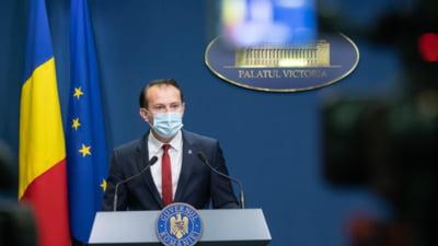 """Florin Cîțu îl atacă pe Ludovic Orban: """" A ales un mod foarte urât să iasă din politică"""""""