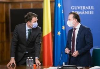"""Florin Cîțu, atac voalat la ministrul Cătălin Drulă. """"Dacă directorul CFR ar fi lucrat la Guvern, acum era acasă"""""""