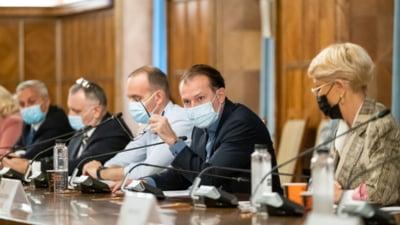 """Florin Cîțu, despre amânarea """"tăierii"""" pensiilor speciale ale primarilor: """"Există o reformă a sistemului de pensii, acolo vom lua măsuri pentru toate tipurile de pensii"""""""
