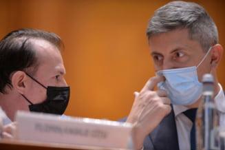 """Florin Cîţu e convins că USR-PLUS îi vor vota miniștrii: """"Nu văd de ce ar vota împotriva, chiar dacă nu votează, Guvernul merge mai departe"""""""