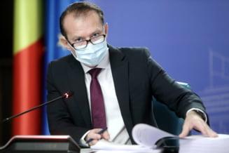 """Florin Cîțu respinge ideea unui nou lockdown: """"Nu a ajutat deloc la nimic, doar întârzie lucrurile"""""""