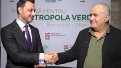 Florin Calinescu intra in cursa pentru Primaria Capitalei, din partea Partidului Verde. Candidatura sa a fost inscrisa la Biroul Electoral Central
