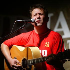 Florin Chilian, implicat intr-un incident la mitingul revolutionarilor
