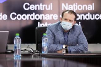 """Florin Citu: """"O sa preiau interimatul Ministerului Sanatatii. Am discutat deja cu o parte din conducerea institutiei"""" VIDEO"""