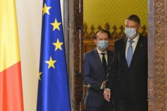 """Florin Citu, despre implicarea presedintelui Iohannis in medierea crizei politice: """"Discutiile intre presedintele Iohannis si mine sunt discutiile noastre"""""""