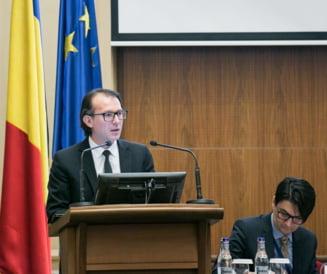 Florin Citu, despre motiune: Le voi transmite senatorilor ca situatia a fost falsificata
