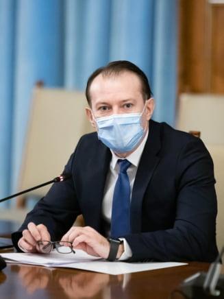 """Florin Citu, despre relaxarea restrictiilor impuse de pandemie de la 1 iunie: """"Trebuie sa ne gandim sa renuntam la masca dupa ce avem acea tinta de 10 milioane de persoane vaccinate"""""""