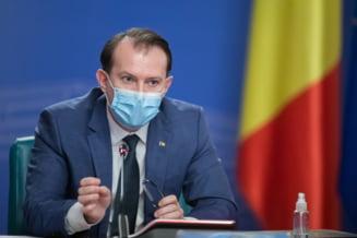 Florin Citu, dupa sedinta de Guvern: Toate cifrele arata ca Romania se descurca foarte bine privind vaccinarea. Pensiile si alocatiile vor fi mai mari anul acesta