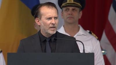 """Florin Citu, la receptia Ambasadei SUA cu ocazia Zilei Independentei: """"Vizam stimularea unei prezente economice americane cat mai consistente in Romania"""""""