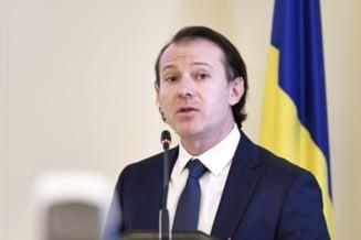 Florin Citu, premierul propus de PNL, USR-PLUS si UDMR. Cum si-au impartit ministerele
