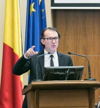 Florin Citu continua razboiul cu ministrul Teodorovici si ii transmite un mesaj legat de seful ANAF
