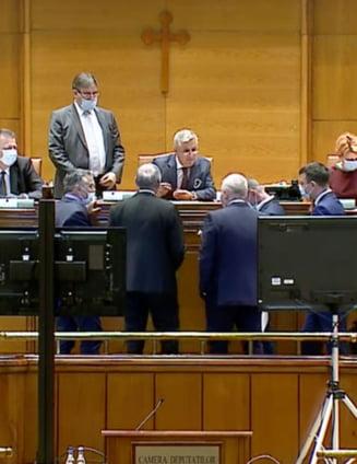 Florin Iordache nu a purtat masca in Parlament. Clotilde Armand: Incalca mai multe legi. Sper sa-si faca treaba Politia