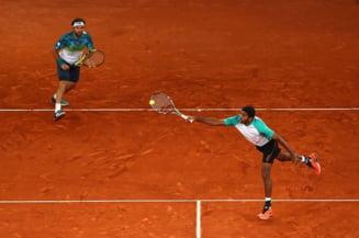 Florin Mergea, calificare superba in sferturile de finala la Roland Garros