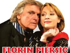 Florin Piersic si Medeea Marinescu, impreuna pe scena Teatrului National Bucuresti
