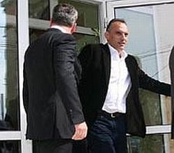 """Florin Prunea, invinuit oficial in cazul """"mita in arbitraj"""""""