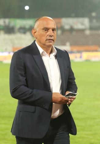 """Florin Prunea spune ca nu are nicio legatura cu transferul lui Nistor la Craiova: """"Sunati la domnul Negoita, pentru mine e netransferabil"""""""