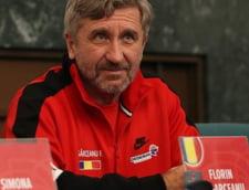 Florin Segarceanu anunta o posibila modificare in echipa de Fed Cup a Romaniei pentru ziua a doua a semifinalei cu Franta