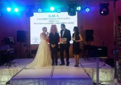 Florin Talpan a primit un premiu de excelenta acordat si lui Klaus Iohannis si Gica Hagi