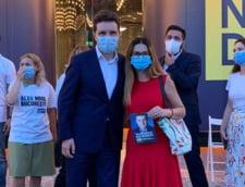 """Florina Presada, reactie dura la mesajul lui Nicusor Dan de sustinere a PNL: """"Clipeste de doua ori daca te lasa Ludovic cu pusculita goala!"""""""