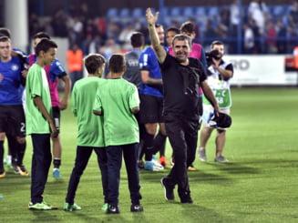 Florinel Coman a dezvaluit ce mesaj i-a transmis Gica Hagi, dupa victoria Viitorului in fata FCSB