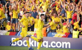 Florinel Coman a reusit golul anului in cadrul echipelor nationale (Video)
