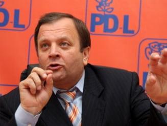 Flutur: Depunerea mandatului BPN al PDL este oportuna