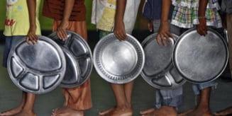 Foamea ucide: 805 milioane de oameni subnutriti. Pare mult sau putin?