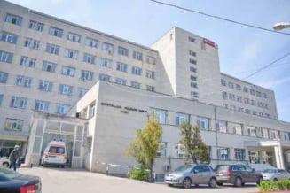 Focar de COVID la Spitalul de Neurochirurgie Iasi. Zece cadre medicale depistate pozitiv