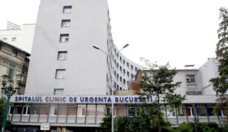 Focar de coronavirus la Spitalul Floreasca din Capitala. Peste 40 de medici si asistente sunt infectati cu COVID-19