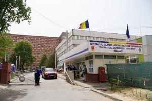 Focare de Covid grave in Spitalul Judetean Galati. Trei sectii au fost inchise dupa ce 88 de cadre medicale s-au imbolnavit