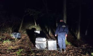 Focuri de armă la frontiera cu Ucraina pentru prinderea unor contrabandiști de țigări