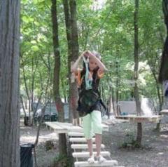 Folclor romanesc si international in weekend, in Cismigiu