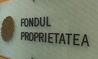 Fondul Proprietatea nu va fi afectat de evolutiile politice
