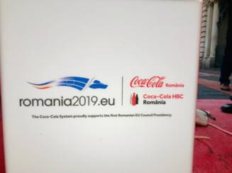 Foodwatch critica Romania pentru ca a facut parteneriat cu Coca-Cola la presedintia UE