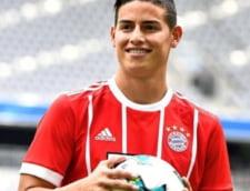 Football Leaks: Cifrele transferului lui James Rodriguez de la Real Madrid la Bayern Munchen