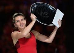 """Forbes prezinta """"povestea nebuna a echipamentului unic purtat de Simona Halep in finala Australian Open"""""""