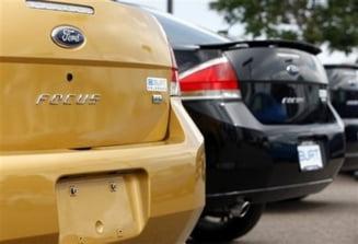 Ford, Toyota si Honda, castigatorii programului Rabla din SUA